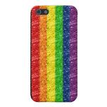 Rainbow Bar i iPhone 5 Cases