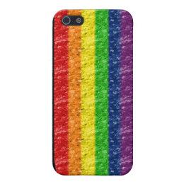 Rainbow Bar i iPhone SE/5/5s Case