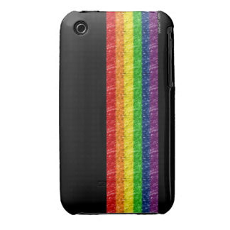 Rainbow Bar iPhone 3 Case