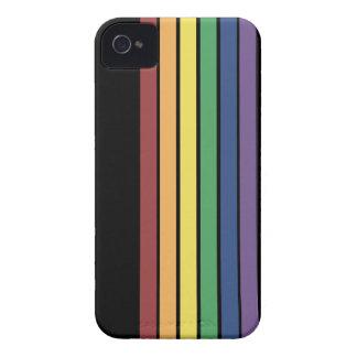 Rainbow Bar iPhone 4 Case