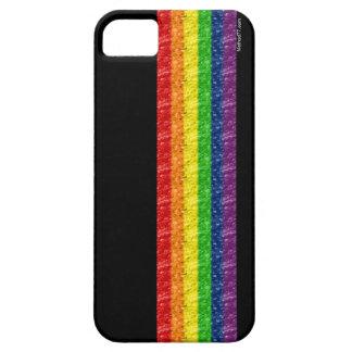 Rainbow Bar iPhone 5 Case