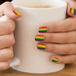 Rainbow Bar Minx ® Nail Wraps