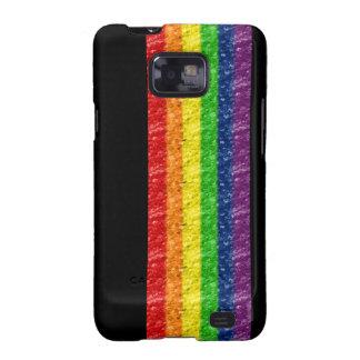 Rainbow Bar Samsung Galaxy S2 Case