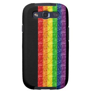 Rainbow Bar Samsung Galaxy S3 Case