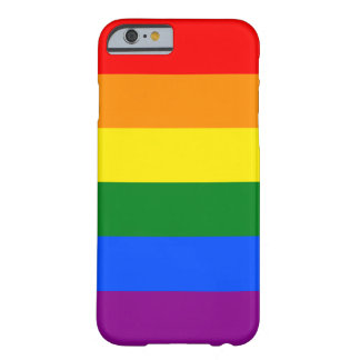 """RAINBOW"" BARELY THERE iPhone 6 CASE"