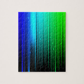 RAINBOW BARS JIGSAW PUZZLE