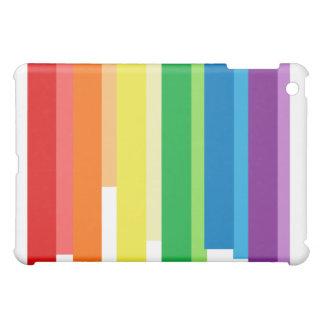 RAINBOW BARS -.png iPad Mini Case