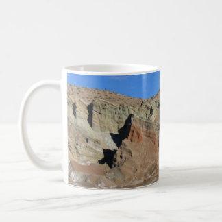 Rainbow Basin Syncline Classic White Coffee Mug