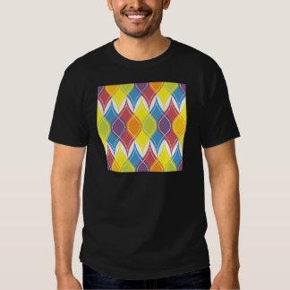 Rainbow Baubles T Shirt