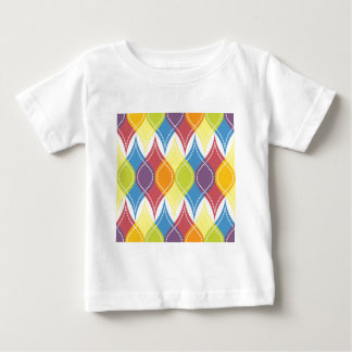Rainbow Baubles Tee Shirt