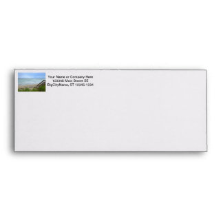Rainbow Beach Steps Jensen Beach Florida Envelope