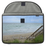 Rainbow Beach Steps Jensen Beach Florida Sleeve For MacBooks