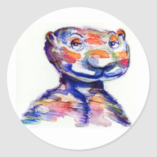 Rainbow Bear stickers