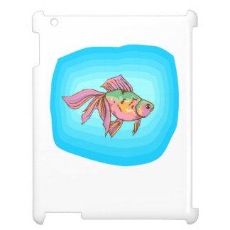 Rainbow Betta Fish Cover For The iPad