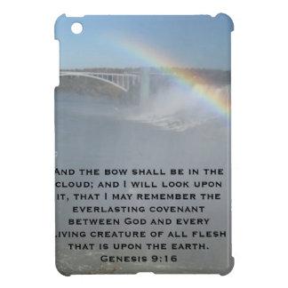 Rainbow Bible Scripture Case For The iPad Mini