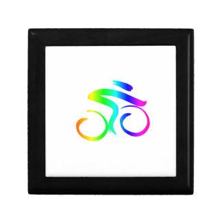 Rainbow Bicycle 2 Gift Box