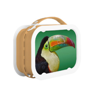 Rainbow-Billed Toucan Lunchbox