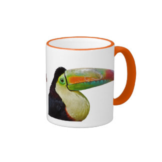 Rainbow-Billed Toucan Mug