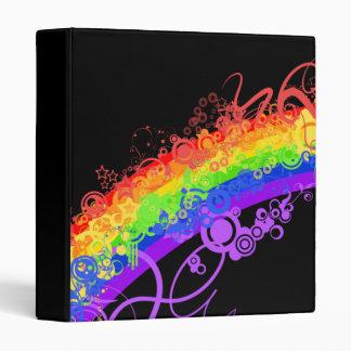 Rainbow binder