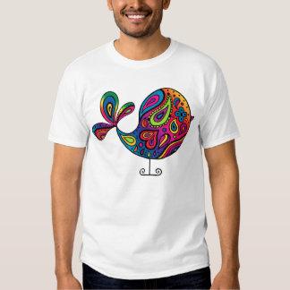 Rainbow Bird T-Shirt