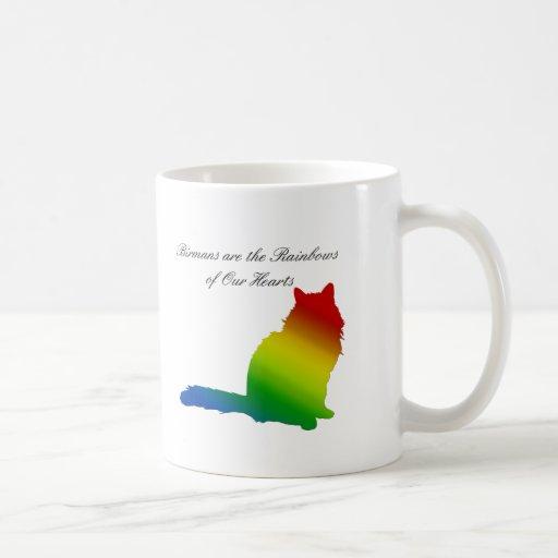 Rainbow Birman 2 Mug