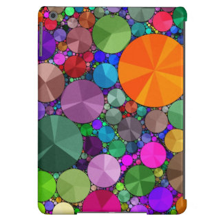 Rainbow Bling Ipad Air Barely There Case Cover For iPad Air