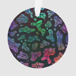 Rainbow Blobs - colorful abstract design