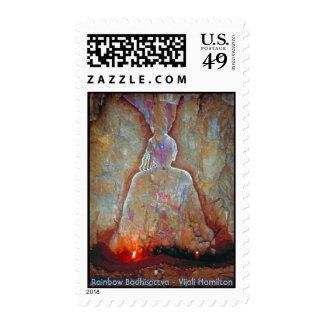 Rainbow Bodhisattva/Stamp