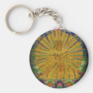 Rainbow Body - Keychain