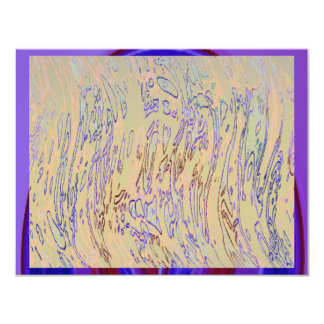 RAINBOW Bold - Royal Blue n Red Card