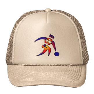 RAINBOW BOWLER TRUCKER HAT