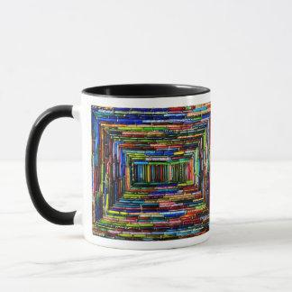 Rainbow Boxes Mug