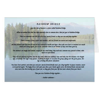 Rainbow Bridge 2 Card