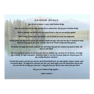 Rainbow Bridge 2 Postcard