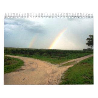 Rainbow Bridge Calendar