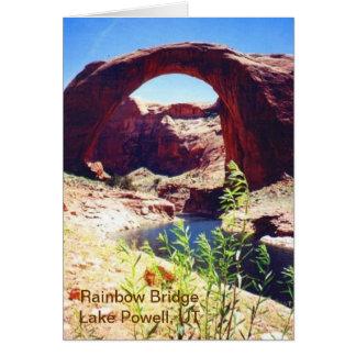 Rainbow Bridge, Lake Powell Cards