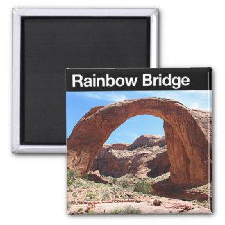 Rainbow Bridge National Monument 2 Inch Square Magnet