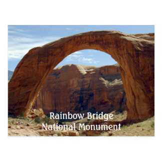 Rainbow Bridge National Monument Postcard