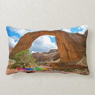 Rainbow Bridge Nat'l Monument Throw Pillows