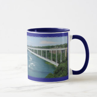 Rainbow Bridge, Niagara Falls Mug