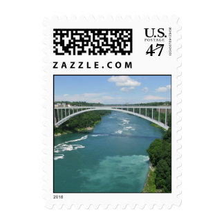 Rainbow Bridge, Niagara Falls Postage