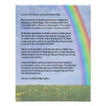 Rainbow Bridge Poster