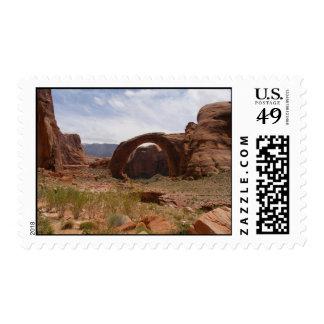 Rainbow Bridge Stamp