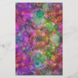 "Rainbow Bubble Abstract<br><div class=""desc"">Made with love! Also available for more products.</div>"