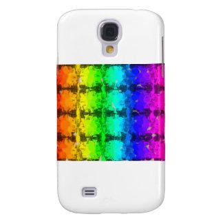 Rainbow Bubbles Samsung Galaxy S4 Cover