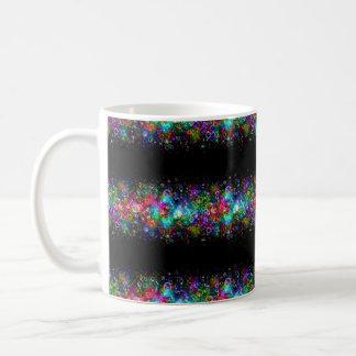 Rainbow Bubbles Classic White Coffee Mug