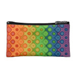 Rainbow Bubbles Cosmetic Bag