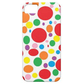 Rainbow Bubbles iPhone 5 Case