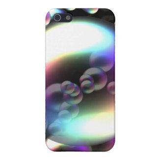 Rainbow Bubbles iPhone SE/5/5s Cover