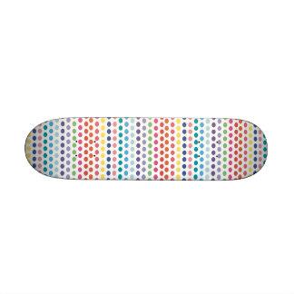 Rainbow Bubbles Skateboards